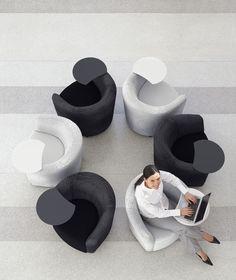 GC Sirena Series. Se ajusta a espacios reducidos sin dejar de lado su diseño y comodidad! #MoberparaTi