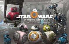 Star Wars: Droid Repair VR Experience Comes to Consumer Headsets Next Week  New Trailer