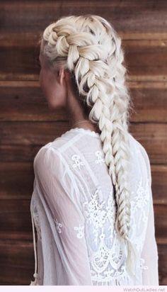 Fairytale braid design