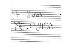 #News  Menina de 12 anos conta em carta que era estuprada pelo pai