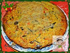 Tortilha de Soja com Vegetais Chineses e Cogumelos   Receitas, Recipes, Recettes, Recetas, Rezepte, Recepten, 食譜 & Sugestions