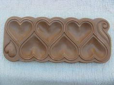 HARTSTONE rectangle heart tart / shortbread by MostlyAwesomeStuff