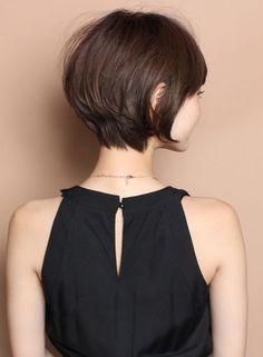 ☆黄金バランス☆ 大人スウィートショート(髪型ショートヘア)
