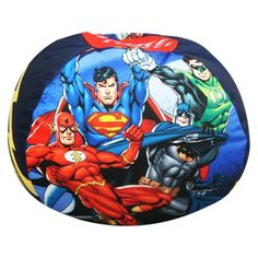 Brilliant Justice League Bean Bag Chair Marvel Avengers Bean Bag Gmtry Best Dining Table And Chair Ideas Images Gmtryco