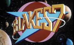 Blake's 7 :British science fiction television series (BBC) - Four series - broadcast between 1978 and 1981 Sci Fi Tv Series, Sci Fi Tv Shows, Fantasy Book Reviews, Fantasy Books, Den Of Geek, The Originals Tv, Television Program, Great Tv Shows, Vintage Tv