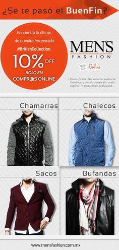 ¡Aprovecha el descuento! #Moda #Estilo #Fashion  www.mensfashion.com.mx