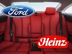 Ford e Heinz si mettono d'accordo per produrre interni in ecopelle derivati dalle fibre di pomodoro!