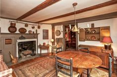 This quaint retreat will make you feel like you stepped back in time.