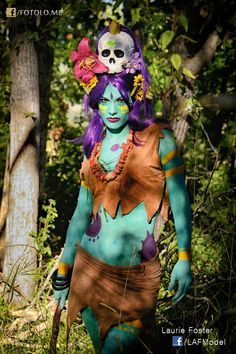 Jungle Princess from Adventure Time Cosplay http://geekxgirls.com/article.php?ID=3327