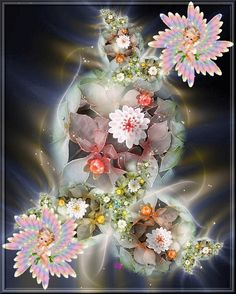 good night all db friends 👍👍 <> . Flowers Gif, All Flowers, Jesus Pictures, Gif Pictures, Beautiful Gif, Beautiful Roses, Gif Bonito, Beau Gif, Illusion Photos