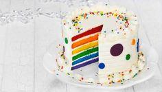 Entdecken Sie unsere Anleitungen und Tipps für perfekte Regenbogenkuchen, auch Rainbow Cake genannt. Welches Grundrezept, welche Lebensmittelfarben...?