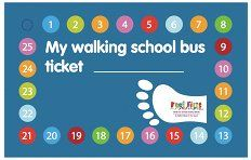 All the resources you need for setting up a Walking School Bus at your school.