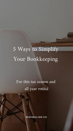 If you're a small business owner or entrepreneur and feel as if your finances are not in order, here are five ways to simplify your bookkeeping – plus an overview of Bench Accounting Online Bookkeeping, Small Business Bookkeeping, Bookkeeping And Accounting, Small Business Accounting, Bookkeeping Services, Accounting Software, Simple Business Plan, Business Tips, Creative Business