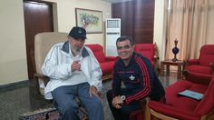 LA VOZ DE SAN JOAQUIN: Ministro venezolano de Defensa se reunió con Fidel...