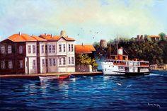 İstanbul Tabloları İST 067