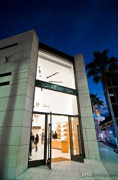 Louis Vuitton - Rodeo Drive, Beverly Hills