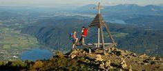 Grenzenloser Wandergenuss und ein faszinierendes Seepanorama in der Region Villach! http://www.austria.at/villach