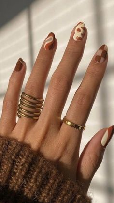 Simple Acrylic Nails, Almond Acrylic Nails, Best Acrylic Nails, Simple Nails, Spring Nails, Summer Nails, Fall Nails, Nude Nails, Coffin Nails