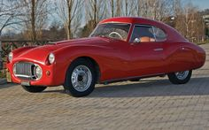 1949 Fiat 1100 berlinetta