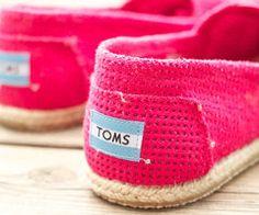 Pink toms :)