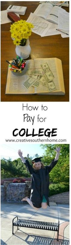How will you pay for college?  Federal Loans to Parent Plus Loans and everything in between.  www.creativesouthernhome.com AD #collegeaveloans