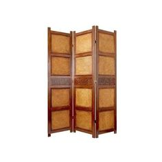 Tall Peiking Screen (405 CAD) ❤ Liked On Polyvore Featuring Home