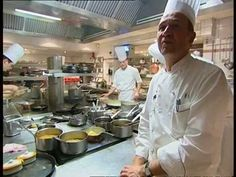Marc Haeberlin - Les chefs cuisiniers