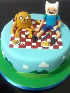 Top Adventure Time Cakes - Top Cakes - Cake Central