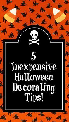 5 Inexpensive Hallow