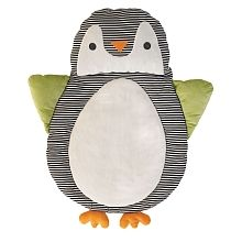 Lolli Living Play Mat – Penguin – Padded Baby Play Mat For Tummy Time, Diaper Change, Washable Material, Gender-Neutral Baby Nursery Animal Shaped Mat Penguin Nursery, Animal Nursery, Penguin Baby, Baby Gym, Baby Play, Cute Penguins, Tummy Time, Baby Boutique, Baby Sewing