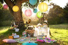 picknick lampions