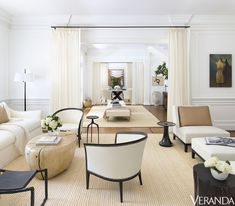 Ultra-Chic Living Room