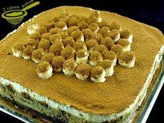 z cukrem pudrem: sernik na zimno Tiramisu Tiramisu, Vegan Ramen, Ramen Noodles, Cook, Ethnic Recipes, Tiramisu Cake