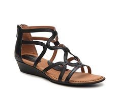 c Pawel Wedge Gladiator Sandal Women's Shoes Gladiator Sandals Heels, Black Wedge Sandals, Sandal Heels, J Shoes, Shoes With Jeans, Shoe Boots, Buy Shoes Online, Clearance Shoes