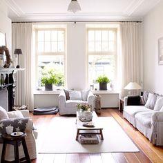 Französisch-stil Wohnzimmer Wohnideen Living Ideas Interiors ... Wohnzimmer Maritim Gestalten