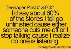 Sad but very true