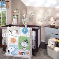 snoopy baby room decorations and its unique style snoopy baby room