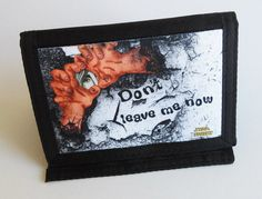 Nylon Velcro Wallet Sublimation PINK FLOYD hands don't leave me now by StarFreeks http://etsy.me/1OG5p9A #pinkfloyswallet #pinkfloydvelcrowallet #pinkfloydvelcro #pinkfloyd #starfreeks