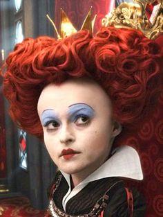 Reina Roja (Alicia en el pais de las maravillas) El espacio de Roli: Top Ten Personajes Tim Burton (Rola las películas).