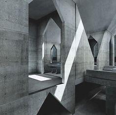 Louis I. Kahn - Hurva Synagogue