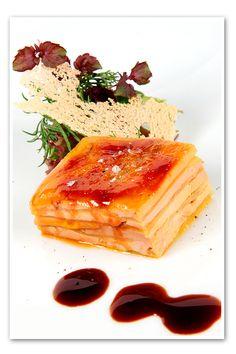 maria_leon_02b Food Decoration, Appetizers, Appetizer Ideas, Tapas, Bread, Cooking, Ethnic Recipes, Foie Gras, Gastronomia