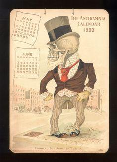 Antikamnia Chemical Company Calendars 1900