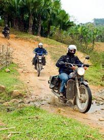 Vietnam Motorcycle Tours - http://www.dirtbiketravel.com/