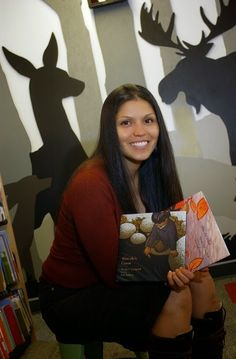 Nicola I. Campbell, Nlel7kepmx, Nsilx and Metis American Indians in Children's Literature (AICL): Photos: Native Writers & Illustrators