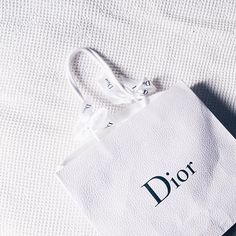 Saturday morning deliveries from @dior hellooctoberxo