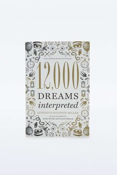 Livres 12,000 Dreams Interpreted