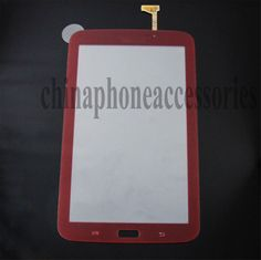 Дешевое Замена дигитайзер сенсорный экран стеклянный объектив для Samsung Galaxy Tab 3 7.0 P3210 T210 WIFI красный + инструменты, Купить Качество Планшетные ЖК-дисплеи и панели непосредственно из китайских фирмах-поставщиках:        Замена дигитайзер сенсорный экран стеклянный объектив для Samsung галактики 3 7.0 P3210 т210 wififree инструменты