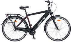 """6000,- - Elcykel City Sport 28"""" 3 gear"""