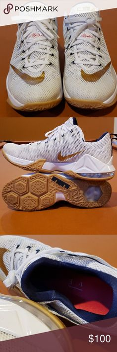 9f2e888a0a0d2 Lebron James Nike Zoom Excellent Condition Lot 3 Nike Shoes Sneakers Shoes  Sneakers