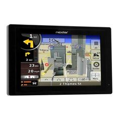 Nextar SNAP7 7-Inch Portable GPS Navigator by Nextar. $106.59. Amazon.com                The Nextar SNAP7 with 7-inch touch-screen display is a space-saving 0.7-inch thick GPS navigation system--with Nextar's advanced magnetic docking station. The SNAP7 comes with built-in stereo speakers and text-to-speech (English) technology and offers maps of the entire US and all of Canada.                The Nextar SNAP7 with 7-inch touch-screen display that provides interfac...